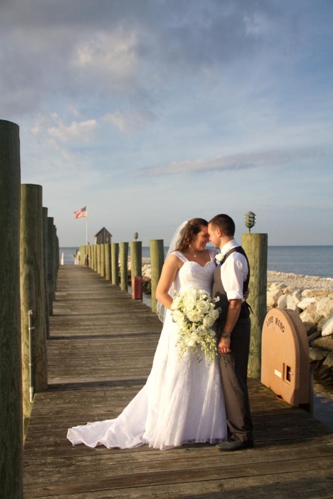 Roxy Ben Brown North Beach Maryland Wedding 16
